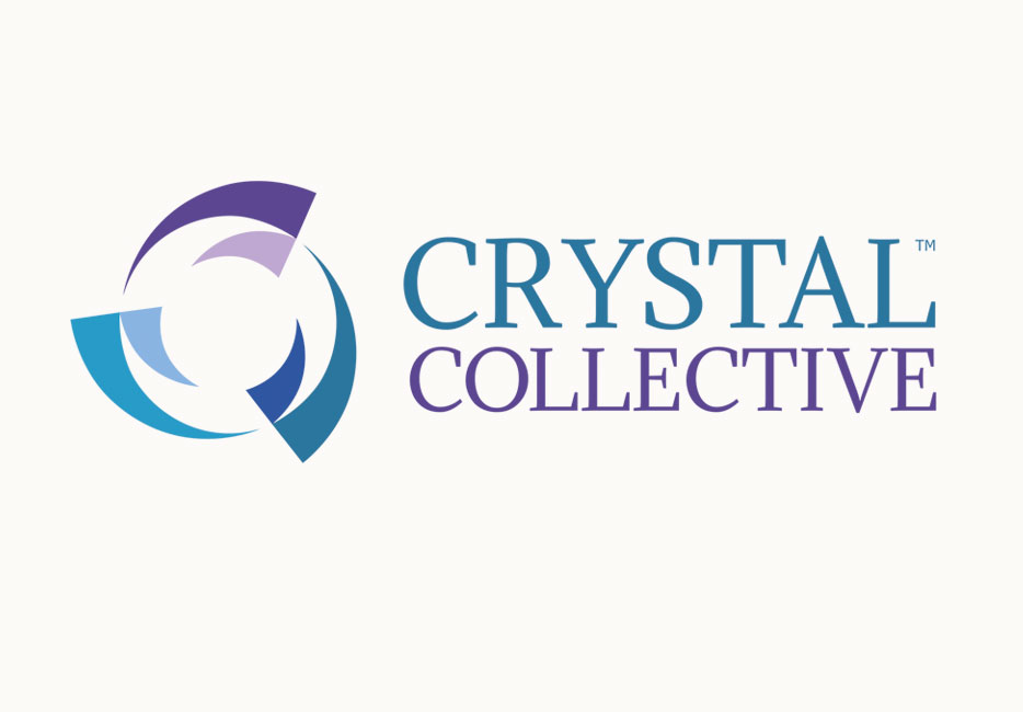 Crystal Collective logo design