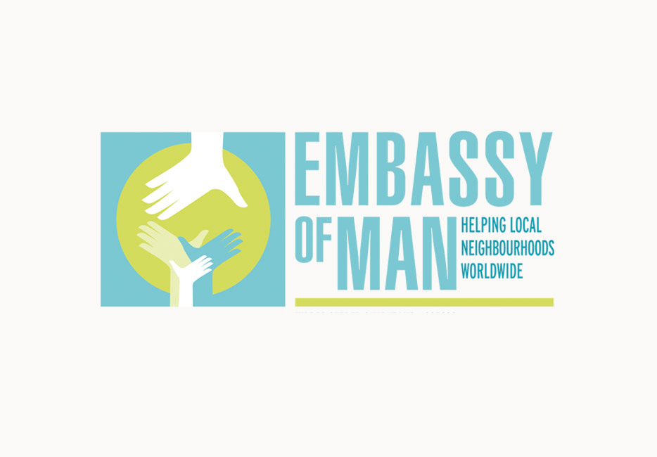 Embassy of Man logo