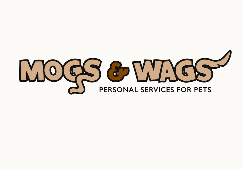 Mogs and Wags logo